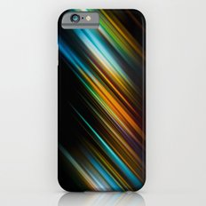 Taxi drive NY iPhone 6s Slim Case