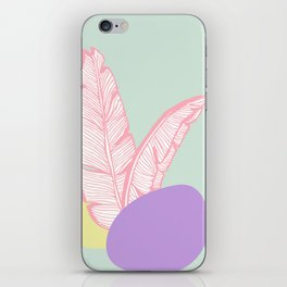Candy Leaves #society6 #spring iPhone Skin