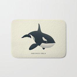 Orcinus Orca Bath Mat