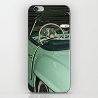 car iPhone & iPod Skins featuring Car by Vlad&Lyubov