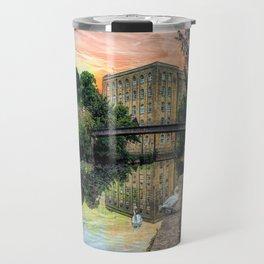 Dream City Travel Mug