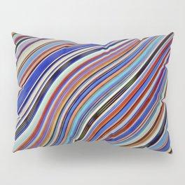 Wild Wavy Lines 17 Pillow Sham