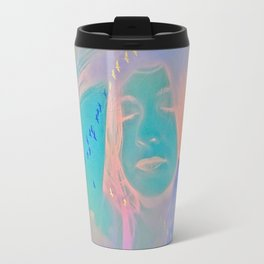 Kiss me just once again and I'll be on my way Travel Mug