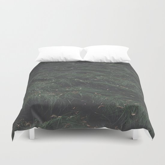 Leave(s) - Nature Photography Duvet Cover
