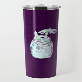 Mandala Strange Neighbor Travel Mug