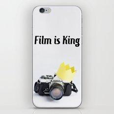 Film is King iPhone & iPod Skin