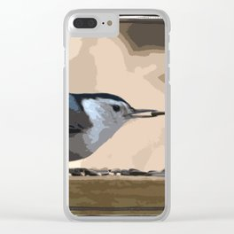 Winston Clear iPhone Case
