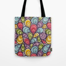 Color cells Tote Bag