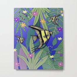 Angel Fish #1 Metal Print