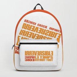 irr3v3rsibl3 Backpack