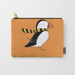 Hufflepuffin Carry-All Pouch