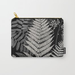 Botanical Ferns Carry-All Pouch