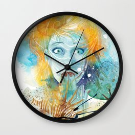 Good Intentions Wall Clock