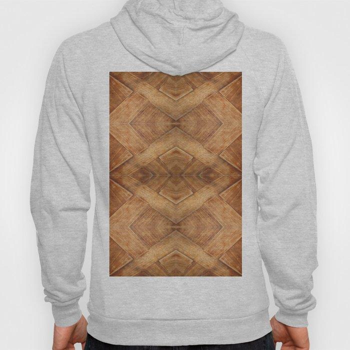 Wooden Table (pattern) Hoody