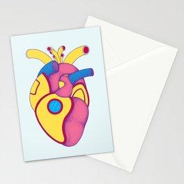 Yellow Submarine Heart Stationery Cards