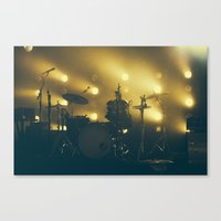 drums Canvas Prints featuring Drums by Jesse DeFlorio