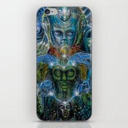 Eternal Being iPhone Skin
