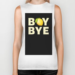 Boy Bye Biker Tank