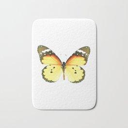 Danaus chrysippus Butterfly Bath Mat