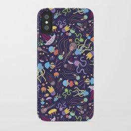 Rainbow Jelly iPhone Case
