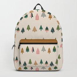 Christmas Trees (Highland) Backpack