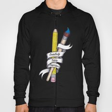 Creativity Takes Courage Hoody