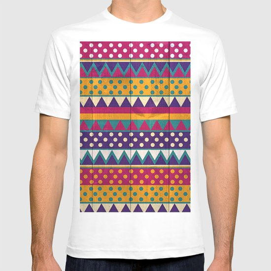 Mexican Pattern T-shirt