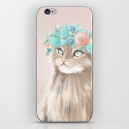 Oh meow goodness! iPhone Skin