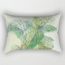 Fresh Mint Rectangular Pillow