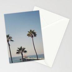 Manhattan Beach Pier Stationery Cards