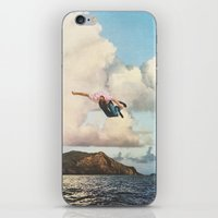fall iPhone & iPod Skins featuring Fall by Sarah Eisenlohr
