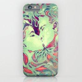 WISH FISH iPhone Case