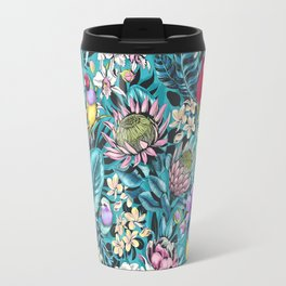 Stand out! (fresh aqua) Travel Mug