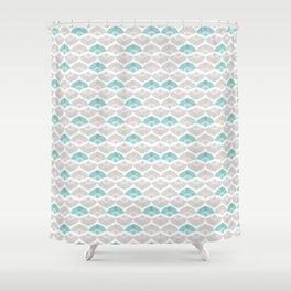 Simply Cream Shower Curtain