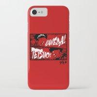 akira iPhone & iPod Cases featuring Akira! by Demonigote