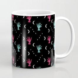 Magic Moon Hands Coffee Mug