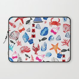 Beach Comber Laptop Sleeve
