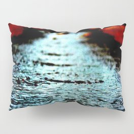 Red shores Pillow Sham