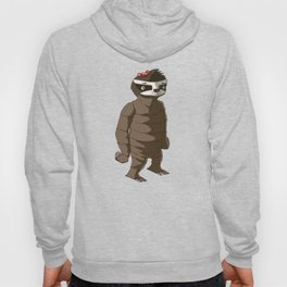 Megs is a Giant Sloth Hoody