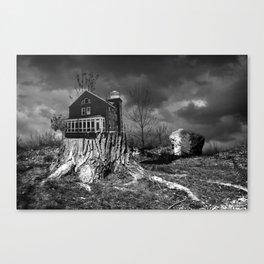 Residence Canvas Print
