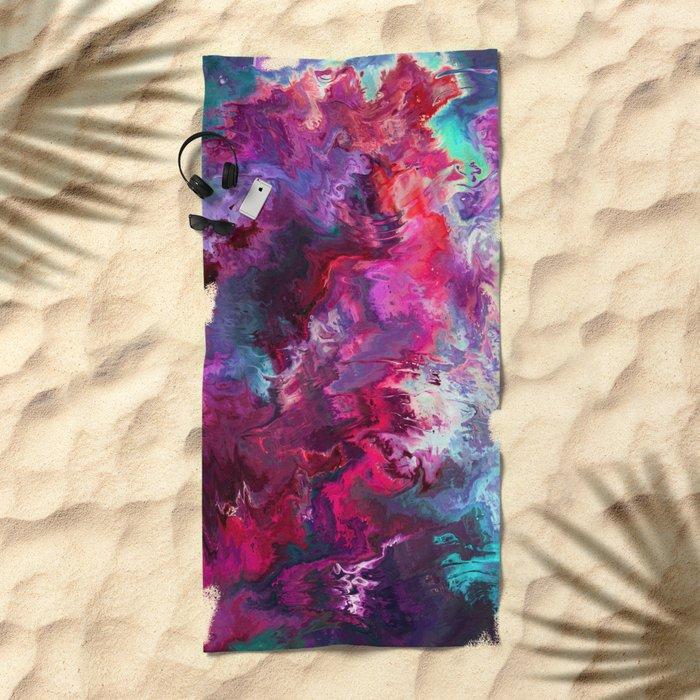 Vemey Beach Towel
