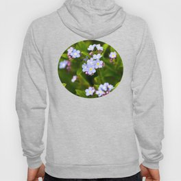 Forget Me Nots Hoody