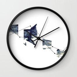 Sinker Wall Clock
