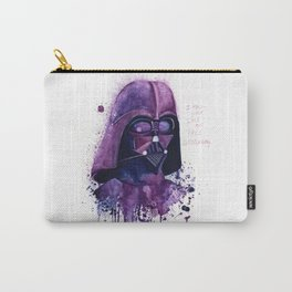 I find your lack of face disturbing Carry-All Pouch