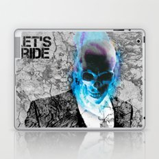 UNREAL PARTY 2012 GHOST RIDER Laptop & iPad Skin
