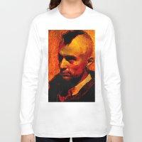 robert farkas Long Sleeve T-shirts featuring ROBERT D. by Ganech joe
