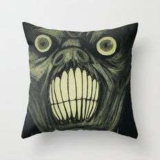 Drug Fueled Makeover Throw Pillow