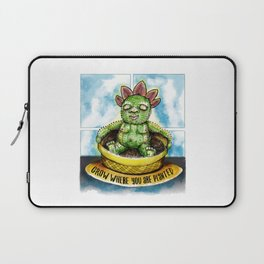 Grow where you are planted Laptop Sleeve