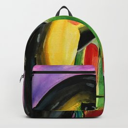 Forbidden Love - Tucan & Pelican  Backpack