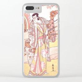 Dance A Clear iPhone Case